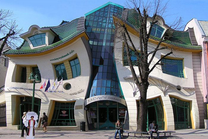 The Crooked House Poland 2 PM Architects